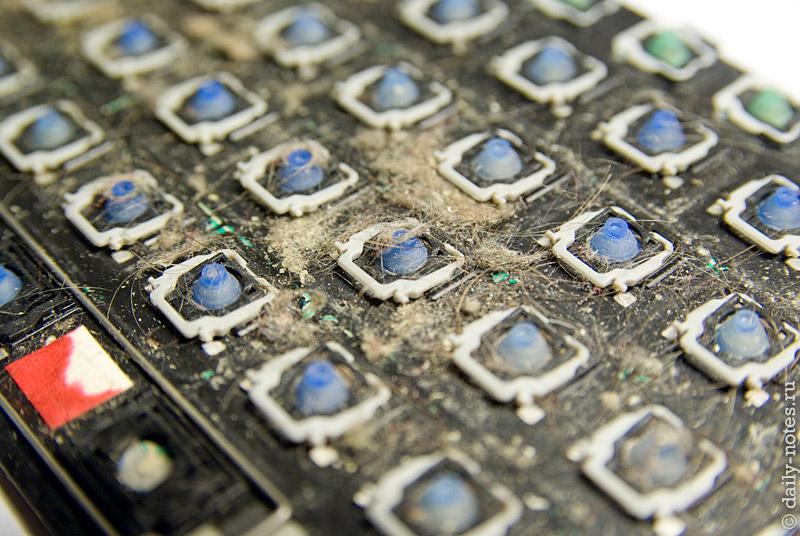 Ремонт клавиатуры ноутбука Samsung в СПб